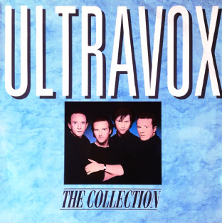Ultravox - The Collection (LP) (EX/VG+) (2)